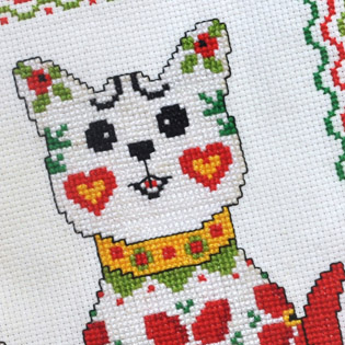 Free Patterns - Home | Cyberstitchers Cross-Stitch Picture Gallery
