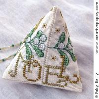 Misletoe Humbug (Xmas ornament)