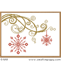 Kerstmis - cross stitch pattern - by Alessandra Adelaide Needleworks