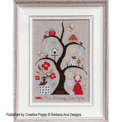 Stitchingly ever after