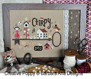 Chirpy (since...) & Scissor Fob