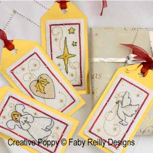 Christmas gift tags (series 6)