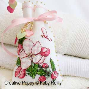 Apple blossom sachet (2 bags)