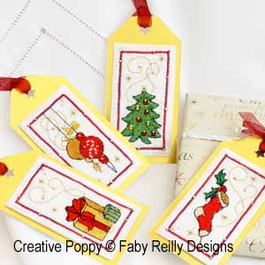 Christmas gift tags (series 5)