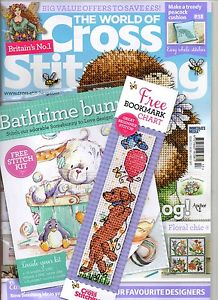 As featured in World of cross stitch magazine issue 213