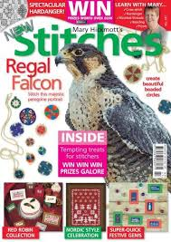 As featured in New Stitches magazine issue 257 on sale August 2014
