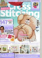 As featured in The world of cross stitch magazine 219