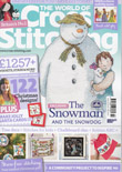 As featured in World of Cross Stitch magazine issue 222 on sale October 2014