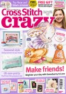 As featured in Cross Stitch Crazy magazine issue 204 on sale