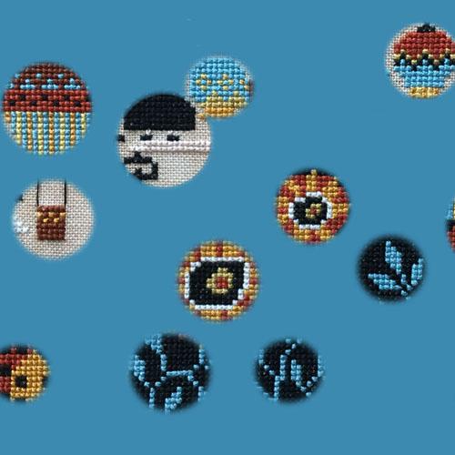 Barbara Ana - Garden of Dreams SAL- cross stitch pattern