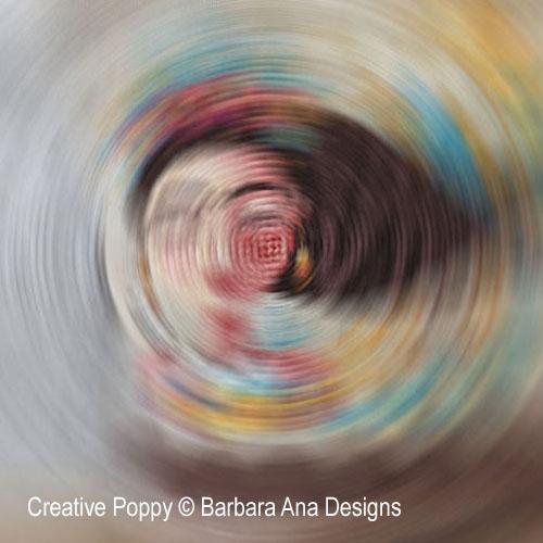 Barbara Ana - Dreaming Frida Mystery SAL - cross stitch pattern