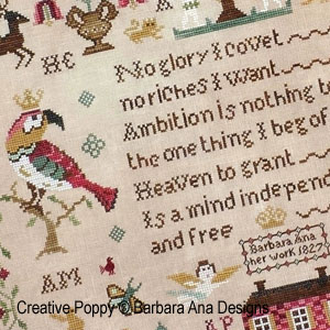 Poems, Sayings & Quotes  patterns to cross stitch
