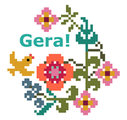 GERA! Cross Stitch Designs: What's new?