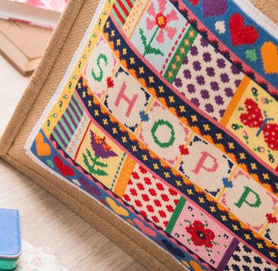 cross stitch patterns designed by Tapestry Barn