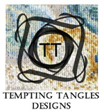 Tempting Tangles Designs for Cross stitch - what's new?