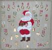 Agnès Delage-Calvet - Advent calendar chart