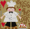 Kiss the cook (male version)