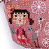 New Kokeshi pattern by Barbara Ana!