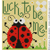 Luck to be me - barbara Ana Designs