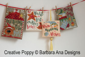 Christmas Ornaments Special Creative Poppy Printable Patterns For