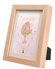 For a baby girl - cross stitch pattern designed by Chouett'alors