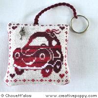 Chouett'alors - Car keys Keyring