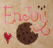 Helga Mandl - Enjoy (yummy chocolate cookies)