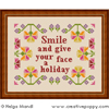 Helga Mandl - Smile (and give your face a holiday)