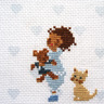Perrette Samouiloff - Sweet dreams - Counted cross stitch pattern