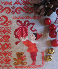Christmas patterns for cross stitch