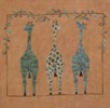 Tom and Lily Creations - Crazy Giraffes
