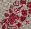 Couleur d'étoile - My stitching room - cross stitch