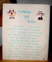 Finishing ideas: recipe book (back)