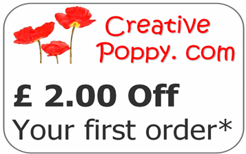 SAVE £2.00* off your first purchase