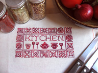 Creative Poppy - Shop for kitchen patterns in counted cross stitch