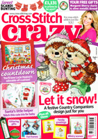 As featured in cross stitch magazine