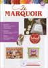 Le marquoir (magazine of the French cross stitch association) - Summer 2009