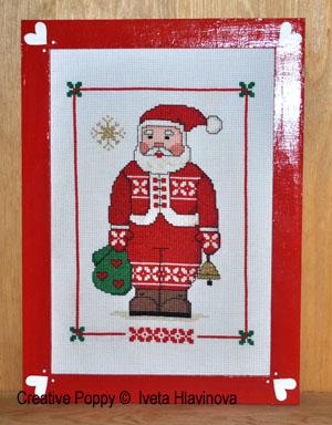 Santa, Folk Style