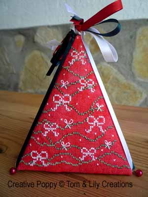 Christmas Pyramid tree Ornament