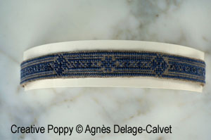 Lace-pattern Headband