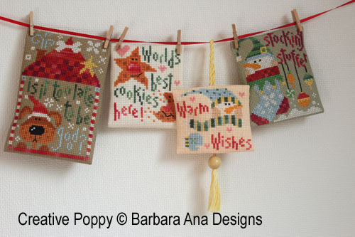 Christmas Ornaments (series1)