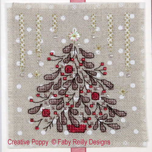 Faby Reilly Designs Christie Greeting Cards Set Of 4 Cross