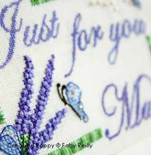 Notecards patterns to cross stitch
