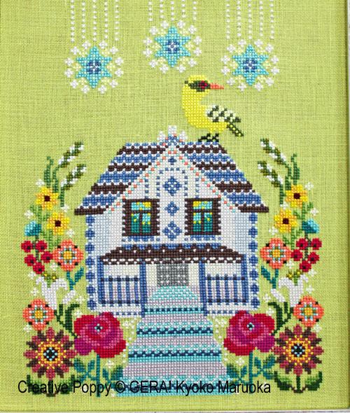 Gera! by Kyoko Maruoka - The House with the Mezzanine (Anton Chekhov) zoom