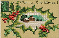 Merry Christmas - Postcard