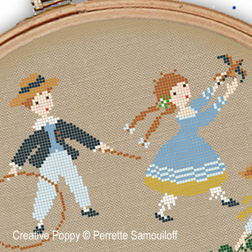 Victorian England patterns to cross stitch