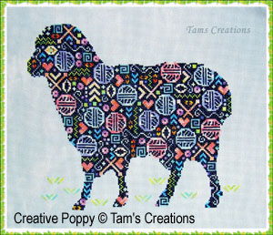 Sheep-in-patches