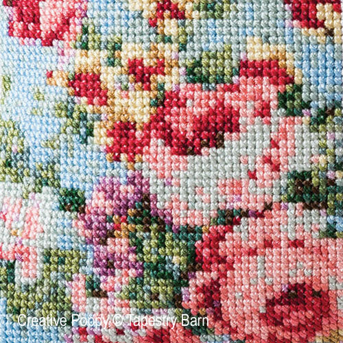 Tapestry and Needlepoint patterns to cross stitch